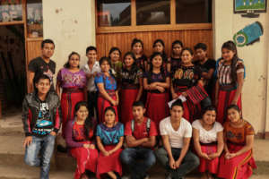 Triunfadores sin Limites, our alumni group!
