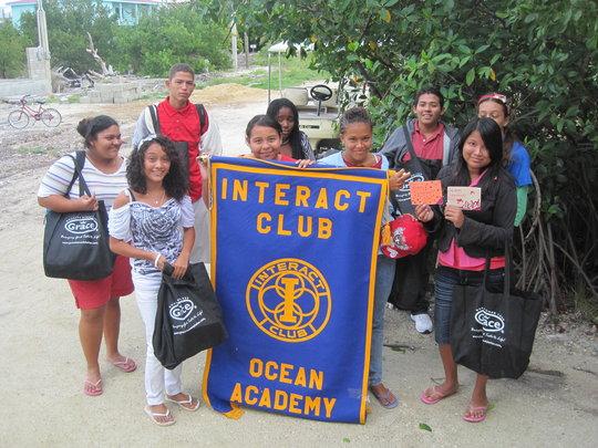 Interact Club of Ocean Academy