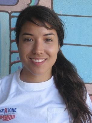 Christina Stone - Volunteer Tutor and Leader