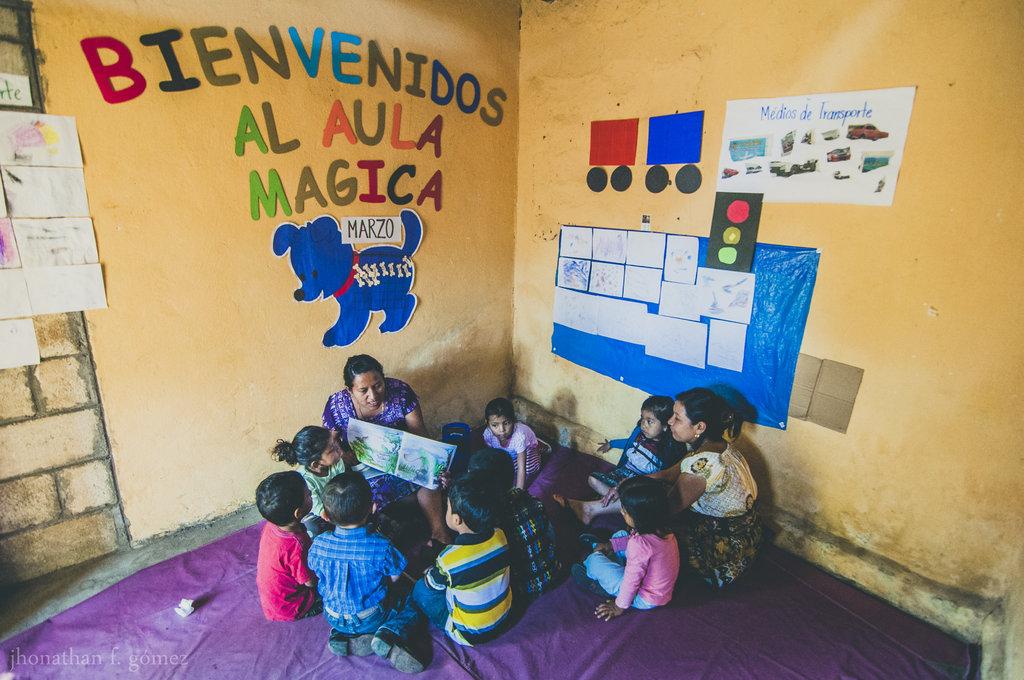Magical Classroom