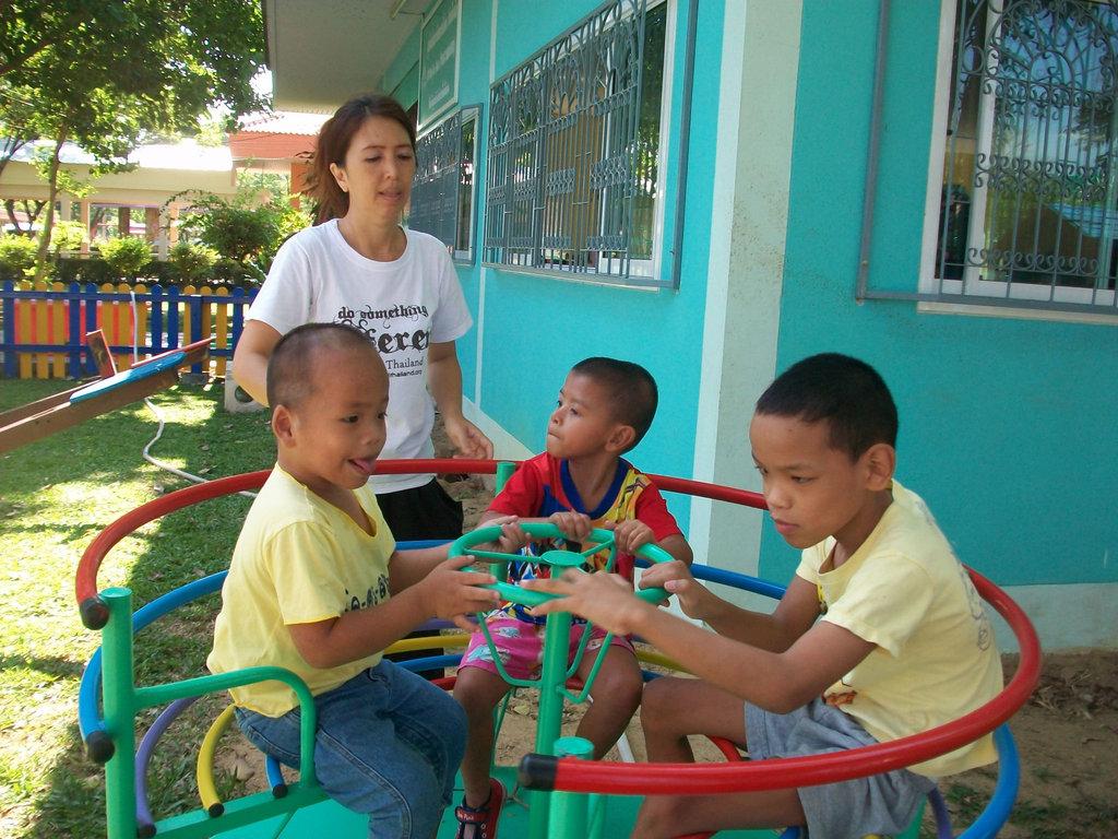 Baan Feung Fah's Daycare & Play Area (Thailand)