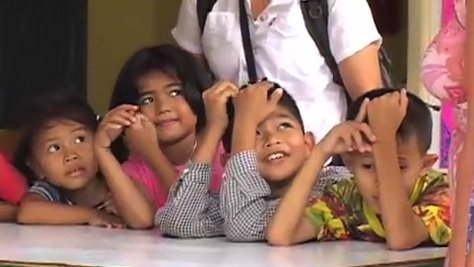 Train 100 Thai youth at risk of human trafficking