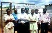 HIV/AIDS Information Center in Rural Zimbabwe