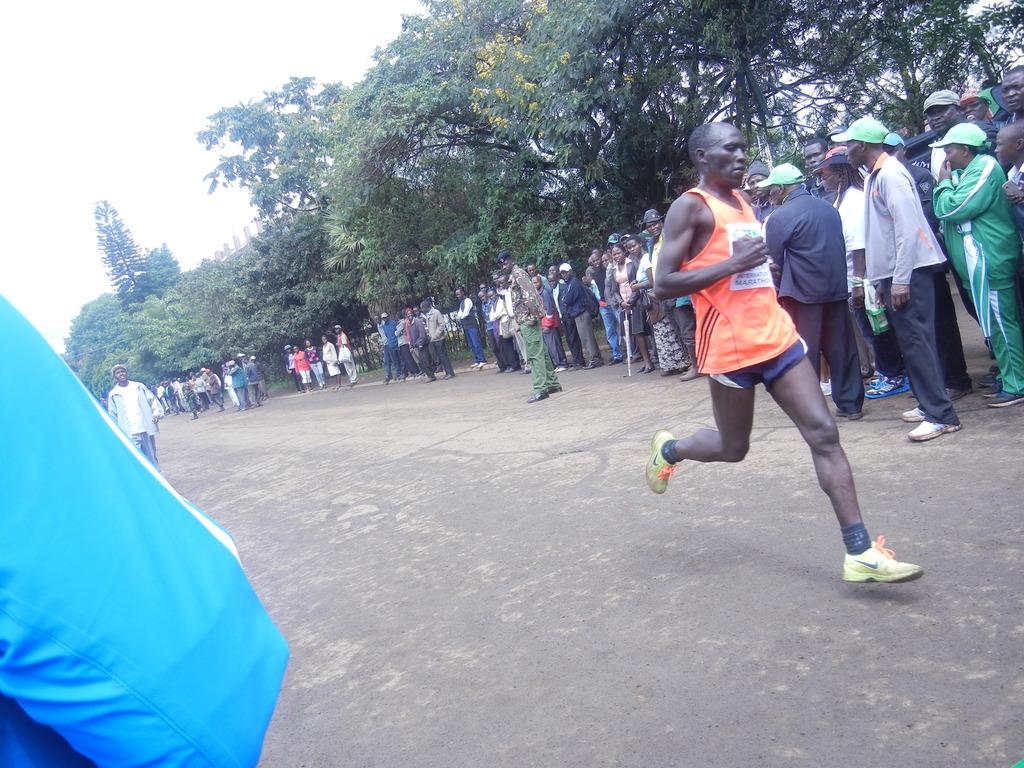 underpriviledged runner finsishing