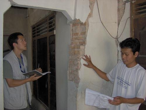 Shelter, Schools & Livelihoods for Quake Survivors