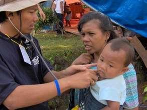 RI provides medical relief to survivors