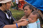 Shelter, Schools & Livelihoods for Quake Survivors