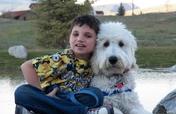 Seizure Response Dog for Tristen