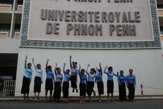 GATEways Scholars Jump in Joy!