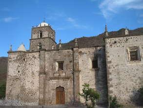 San Javier Misson, built in 1697