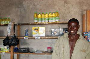 Elephant Energy partner shop owner