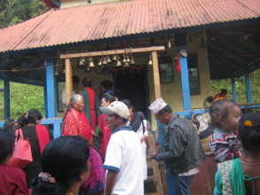 Around Manakamana Temple   during the  fare