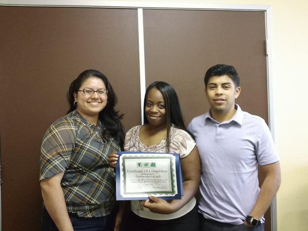Jump Start Domineisha Edwards Nursing Career