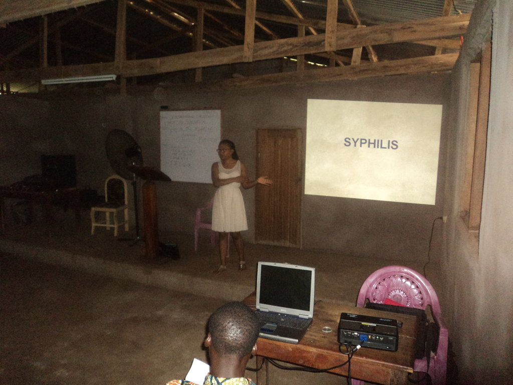 The Girl Child Fighting HIV and AIDS in Cameroon