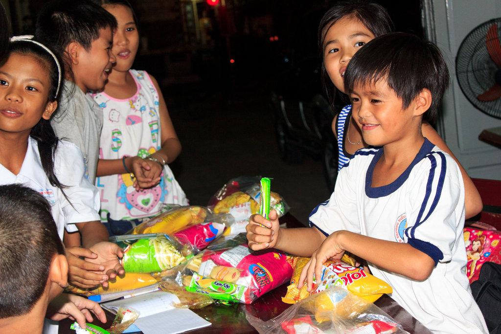 Project 2: Nhan Ai Celebrate Children