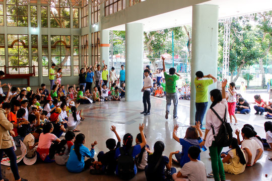 Project 2: Nhan Ai Event for Children