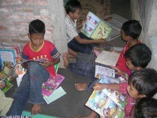 Children Eduacation Program in Bantul, Yogyakarta