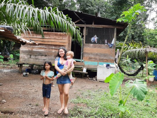 Providing for underprivilege families