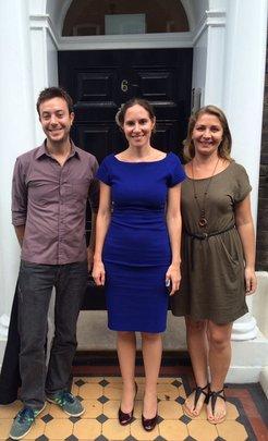 Eleanor Harrison, CEO of GlobalGiving UK