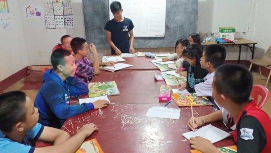 Fun in the classroom!