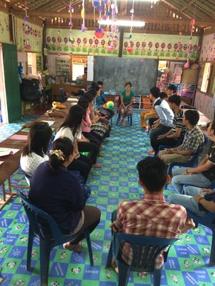 Support Community Development in South-East Asia