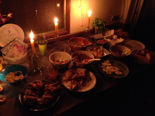Dinner by Candlelight held in Thailand last year