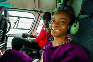 Albernita will be a future pilot