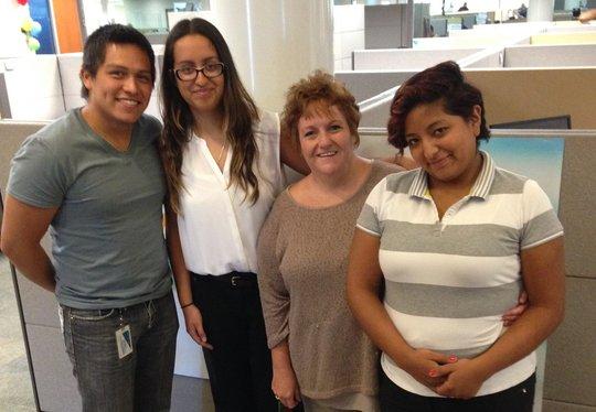 Aiko, Christel House Mexico Graduate