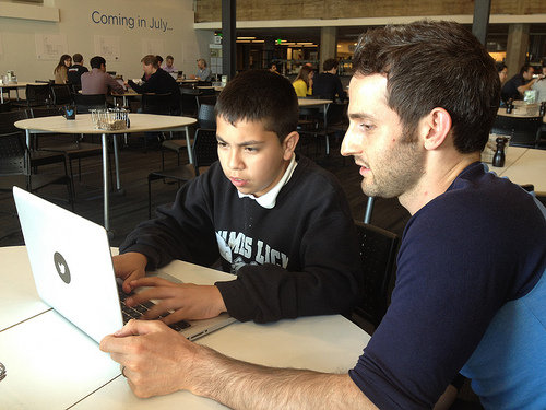 Empowering apprenticeships for middle schoolers