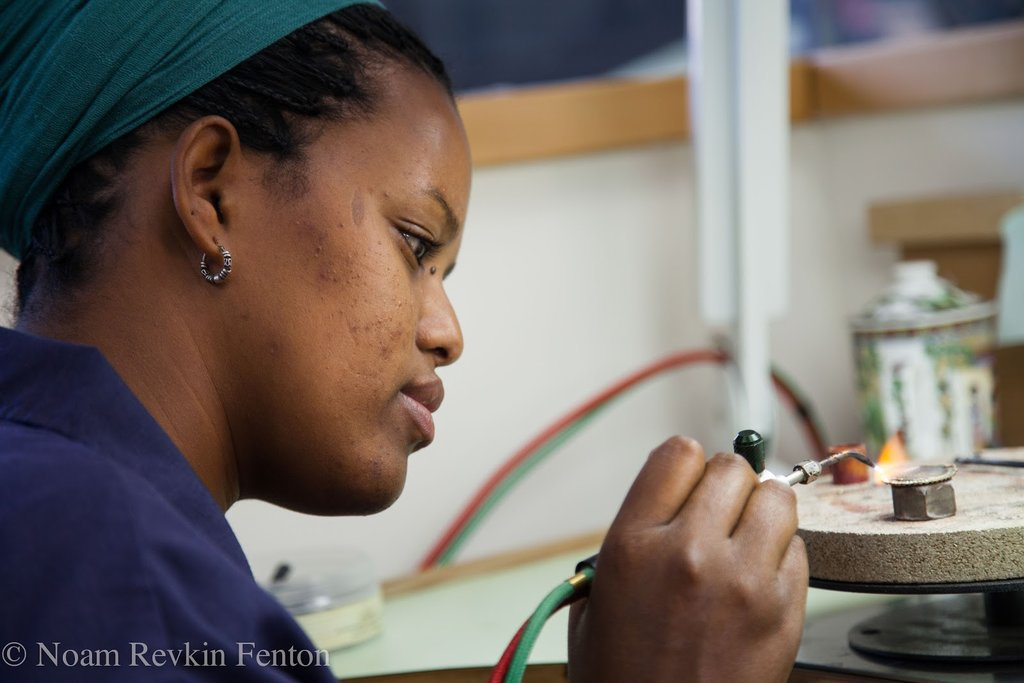 Vocational Training Course for Ethiopian Israelis