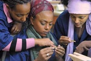 Vocational Training Course for Ethiopian Israelis