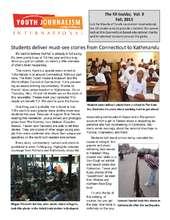 YJI Insider, Fall 2015 (PDF)