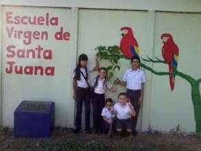 Santa Juana's Children