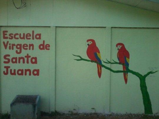 Santa Juana School