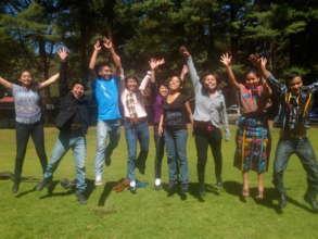 GCRRP Retreat Participants