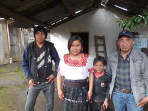 Home Visit: Martin, Alicia, sibling & NGO partner