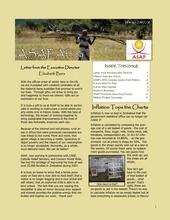 ASAP Winter newsletter 2007/8 (PDF)