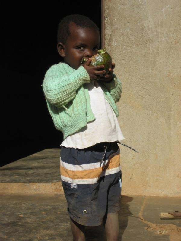 Rural Family Nutrition Initiative in Zimbabwe