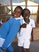 Pens & Bags for underprivileged children