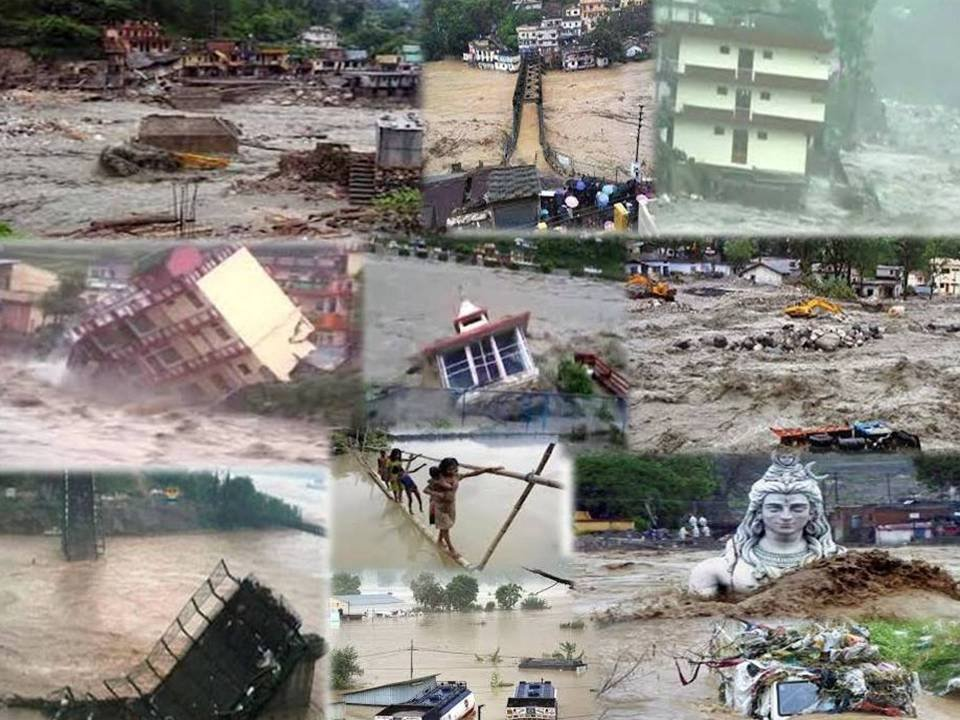 """Rahat Floods""- Support flood victims in India!"