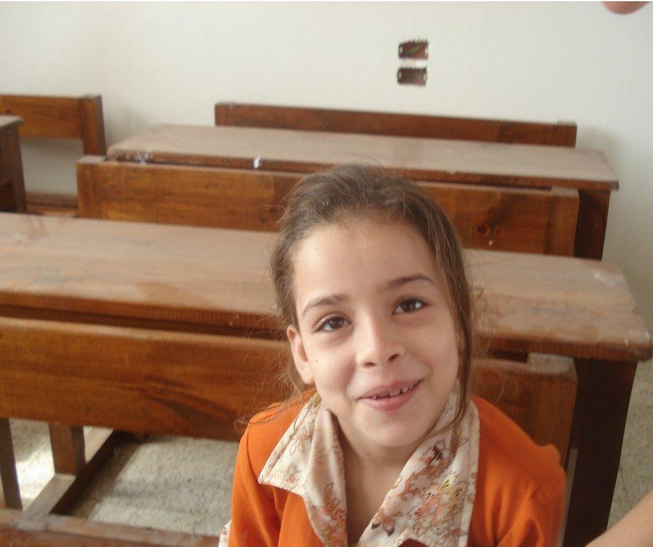 Never underestimate the girls of Egypt!
