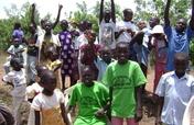 Metal bunk beds for 60 orphans in Kenya