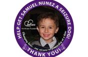 Seizure-Response Dog for Samuel