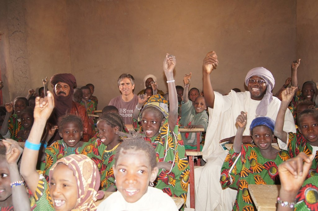 Big Birthday Wish to Restore School in Timbuktu