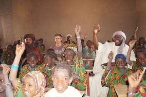 Tourari School children