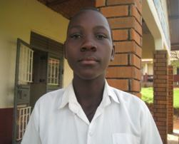 Student NS at school