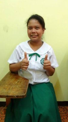 TSL believes in street girls' right to education