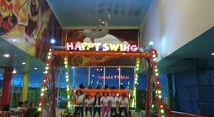 TSL girls at Star City, Manila