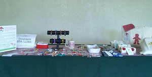 TSL participating in Charity Bazaars