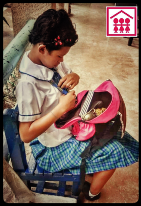 Tahanan girls go to regular school!